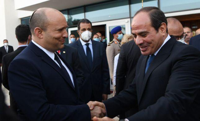 הפסגה במצרים: רגיעה בעזה וסוגיית השבויים