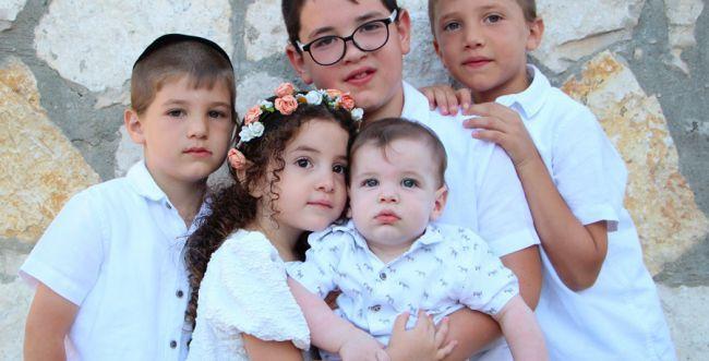 """האלמנה נותרה עם 5 ילדים: """"מתחננים לראות את אבא"""""""