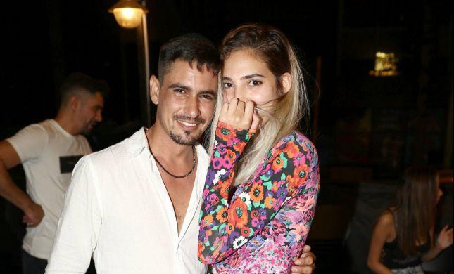 ממשיך הלאה: בת הזוג החדשה של ישראל אזולאי