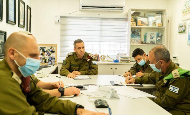 """הרמטכ""""ל על החיילים הפצועים: פעלו באומץ רב"""