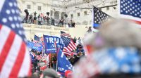 חדשות בעולם, מבזקים וושינגטון: הפגנה למען עצורי הפריצה לקפיטול