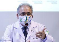 """שר הבריאות של ברזיל חלה בקורונה בעצרת האו""""ם"""