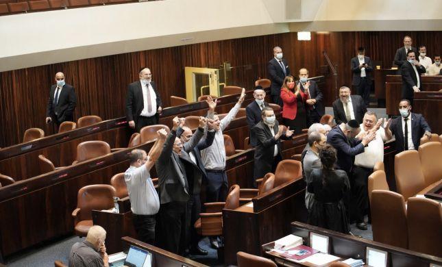 ניצחון לציר טיבי-ביבי: האופוזיציה ניצחה בהצבעה