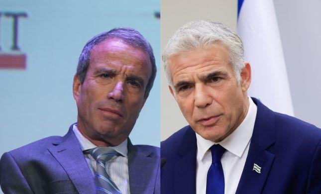 לפיד מבקש לדחות את הבחירות בסוכנות היהודית