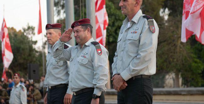 מפקד חדש לחטיבת הצנחנים: יואב ברונר