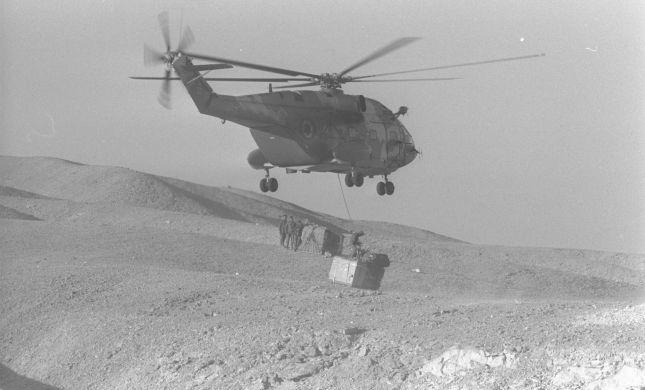 """היום בהיסטוריה: מבצע """"הלם"""" עשה חושך במצרים"""