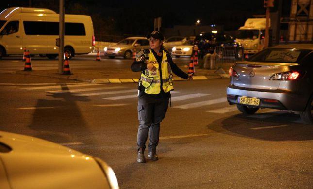 """שימו לב: אלה הכבישים שיחסמו במוצ""""ש בירושלים"""
