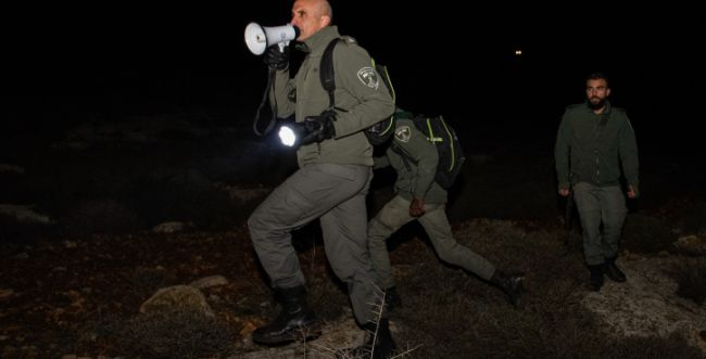 קצין וחייל נפצעו מגז פלפל שהותז עליהם ביישוב עדי עד