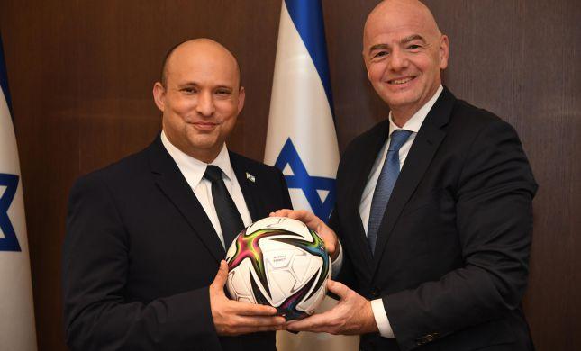 הצעה לבנט: ישראל תארח את המונדיאל ב-2030?