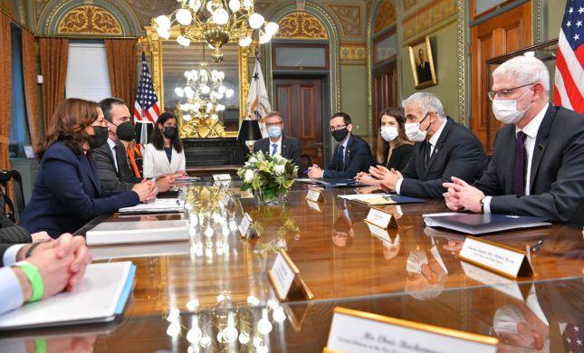 """בכירים בממשל ביידן: רוצים לקדם מו""""מ עם הפלסטינים"""