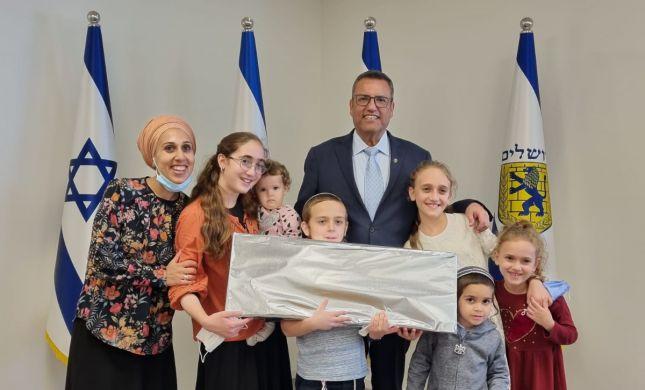 2 זוכים סרוגים בפרס הקריאייטיב של ירושלים