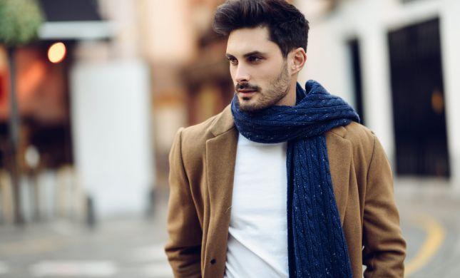 גברים זה בשבילכם: כך תתלבשו בסטייל בחורף
