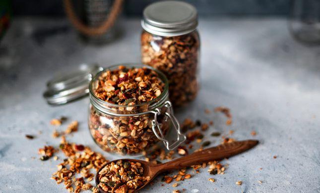 בריא, טעים וקל להכנה: מתכון לגרנולה במיקרוגל