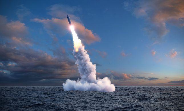 בזמן הקמפיין היפני: צ. קוריאה שיגרה טיל בליסטי