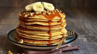 """אוכל, מתכונים חלביים פינוק לסופ""""ש: מתכון לפנקייק חלומי"""