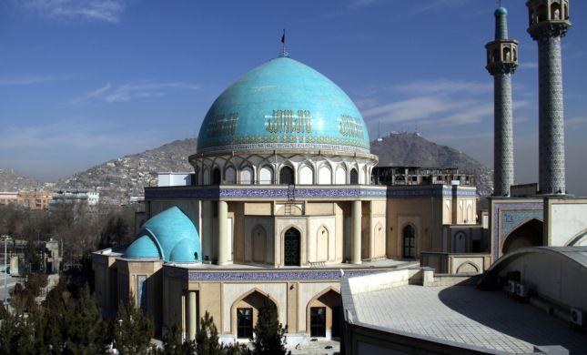 פיצוץ עז במסגד בקאבול, לפחות 12 הרוגים במקום