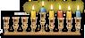 """הלכות וזמני הדלקת נרות חנוכה תשע""""ח לפי מנהגי כל העדות"""
