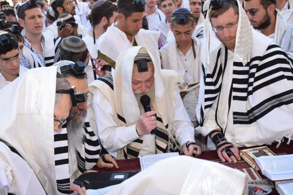 הרבנים דרוקמן ורבינוביץ