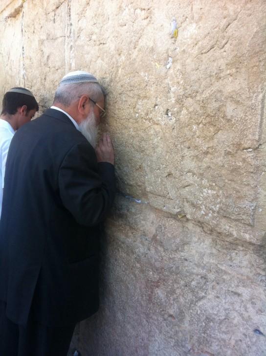 תפילת יום ירושלים 2