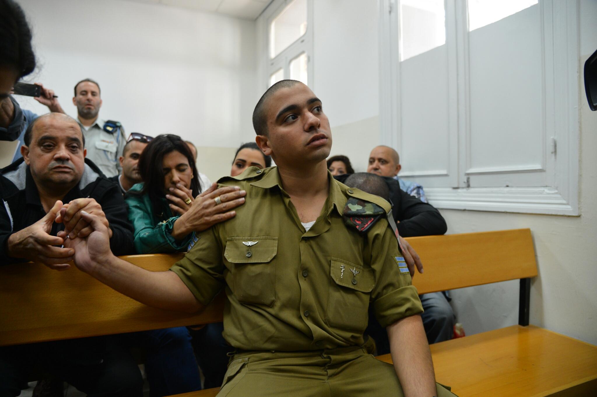 gu israeli soldier jailed - HD2048×1363