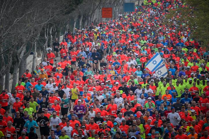 גם מרתון ארוך מתחיל מריצה קצרה