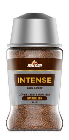 קפה עלית INTENSE Extra Strong