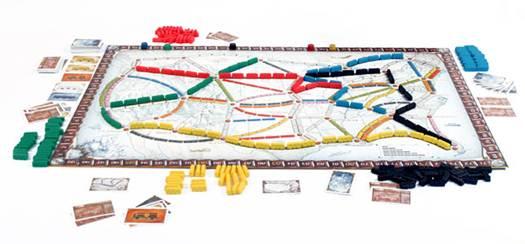 """""""הקוביה משחקים"""" - משחק רכבות חוצה גבולות"""