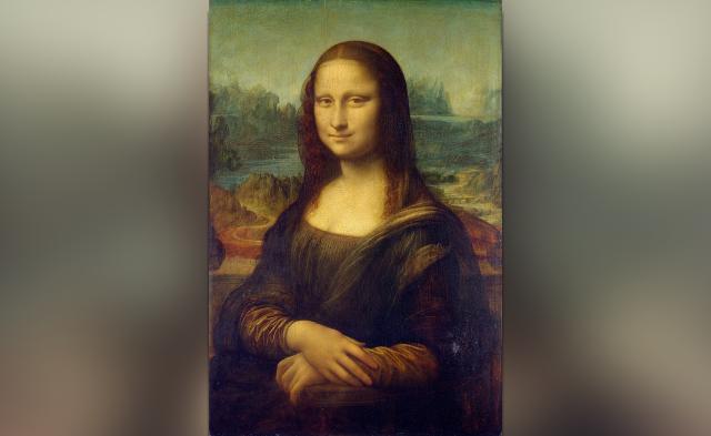 המונה ליזה, גם אותה דה וינצ'י לא השלים (נחלת הכלל)