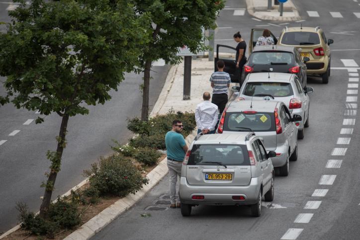 מרכז העיר בירושלים (צילום: הדס פרוש\פלאש 90)