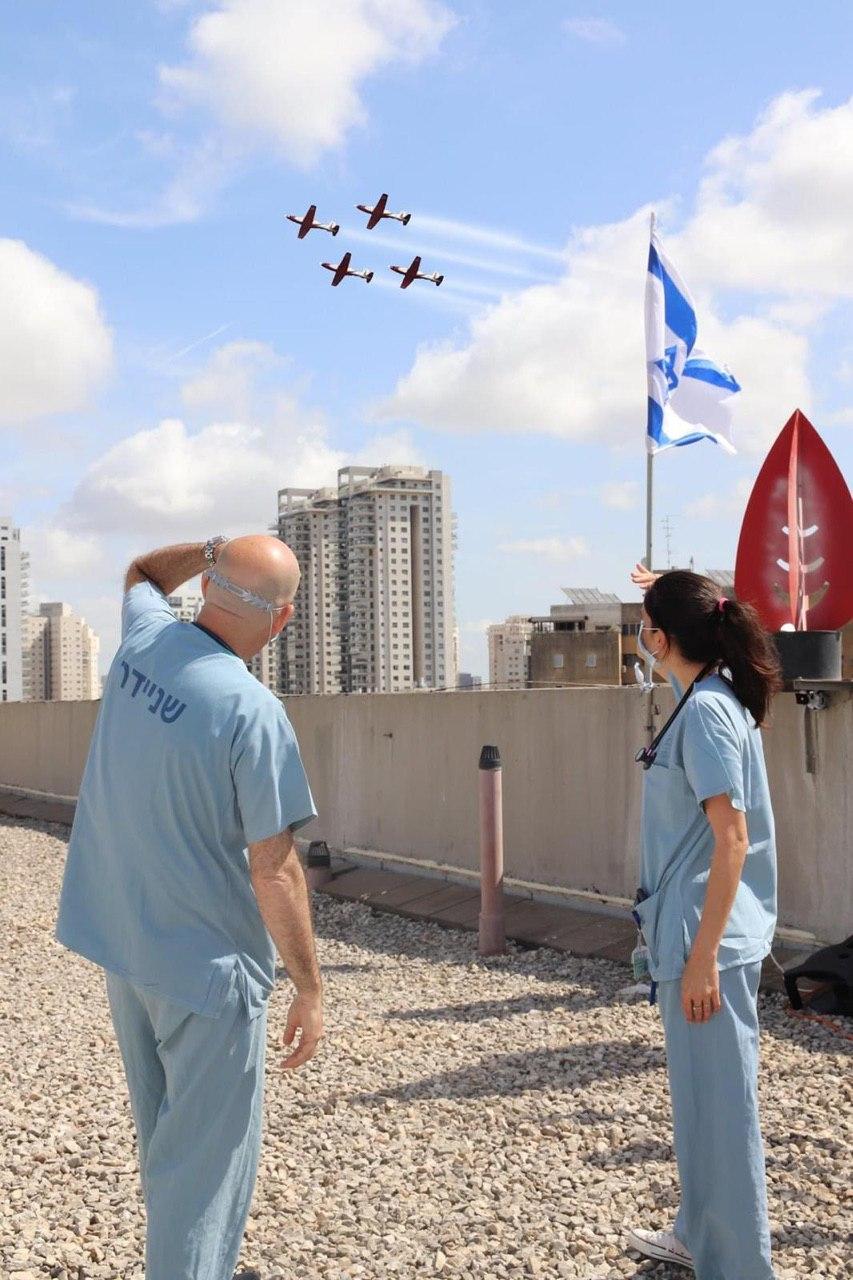 בית החולים שניידר (צילום: דוברות משרד הבריאות)