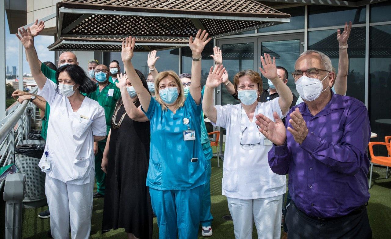 בית החולים אסותא ברמת החייל (צילום: דוברות משרד הבריאות)